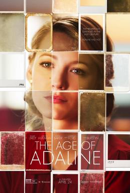 Saturday Movies The Age of Adaline
